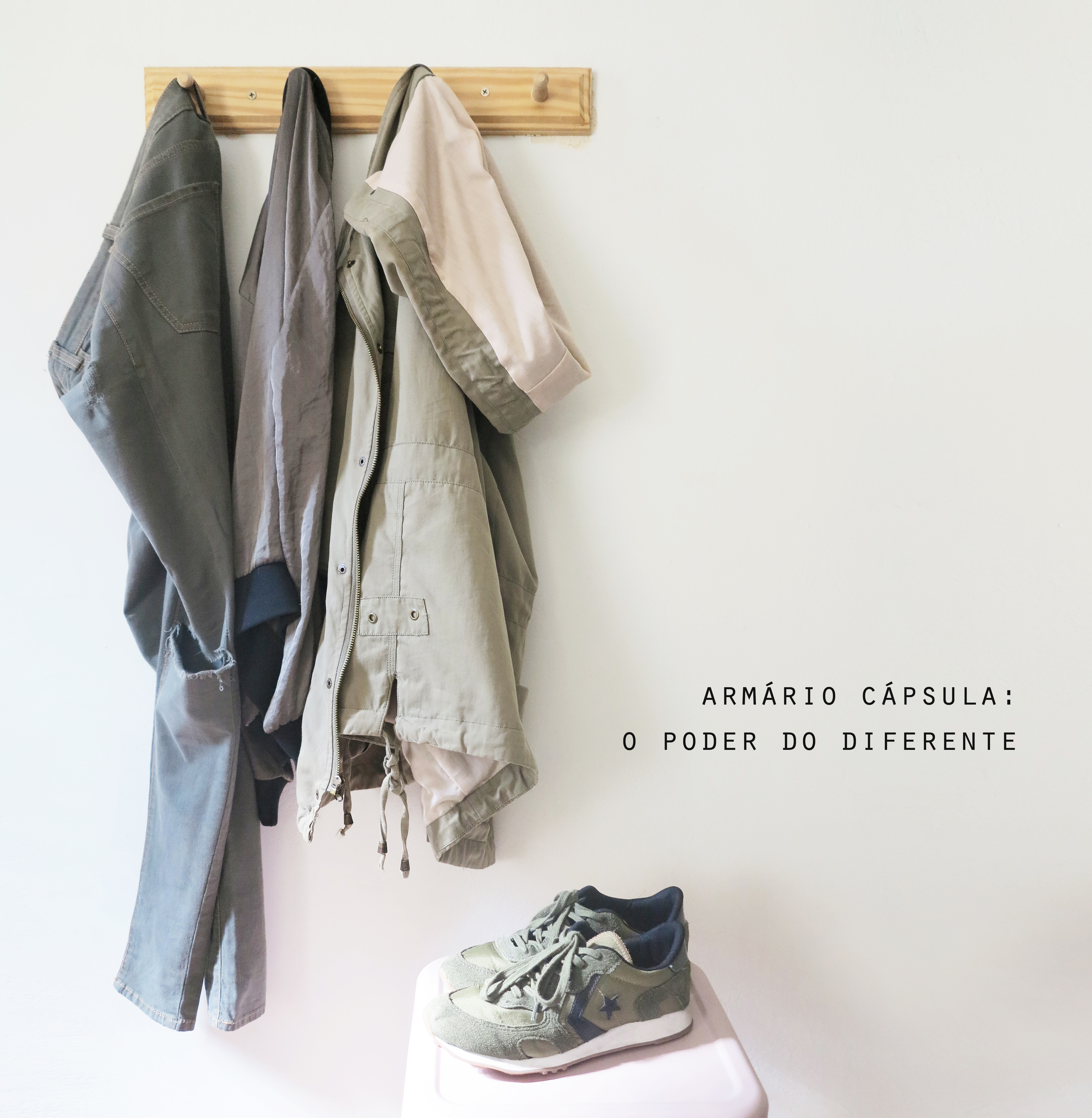 Amrário Cápsula: O Poder do diferente, por Andresa Caparroz