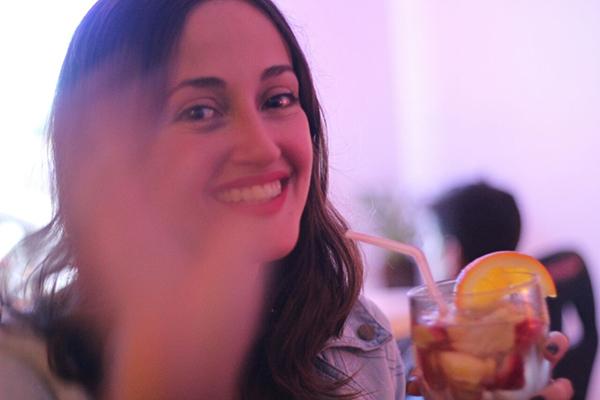 consultora de imagem pessoal, Andresa Caparroz