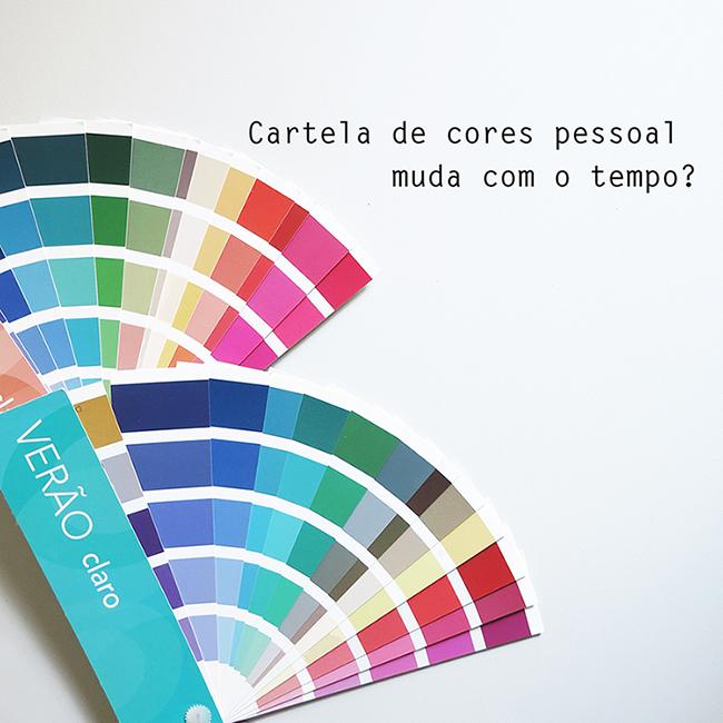 cartela de cores pessoal muda com o tempo? por Andresa Caparroz